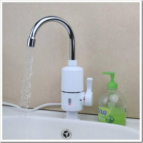 Главные преимущества проточных водонагревателей