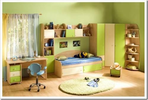 Спортивная зона и рекомендации по приобретению мебели