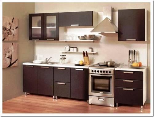 Цвет кухни: свежесть против стимулирования