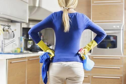 Как быстро сделать уборку