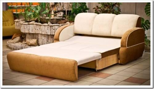 Механизмы дивана и ортопедическая основа
