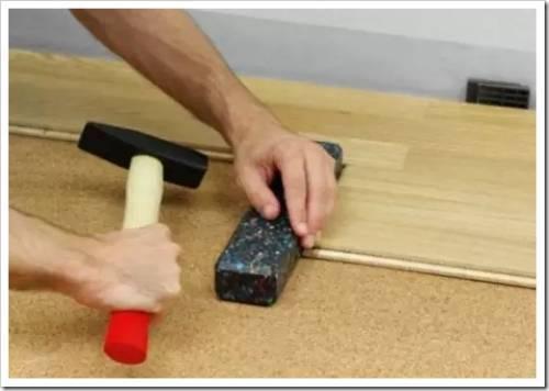 Необходимость использования клиньев у стен