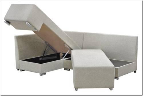 Сложности, которые могут возникнуть с раскладным диваном