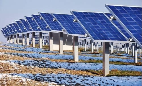 Как работает солнечная электростанция