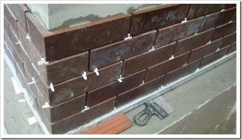 Подготовка поверхности и приготовление раствора