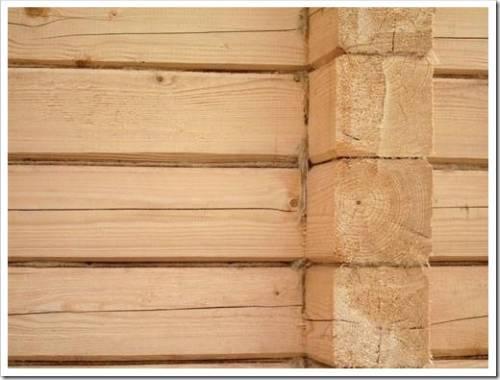 Главные технические параметры бруса для строительства дома