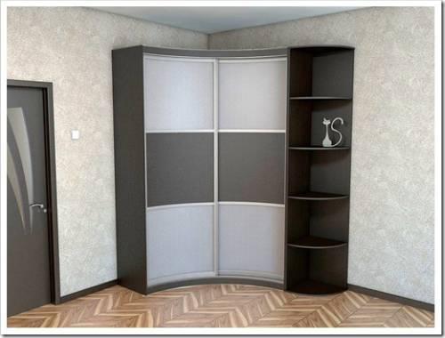 Корпусный шкаф против шкафа из гипсокартона