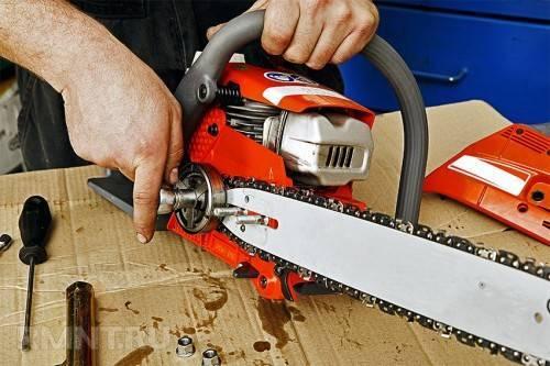 Как отремонтировать бензоинструмент своими руками