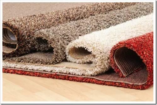 Профессиональная чистка ковров: применение современных методов