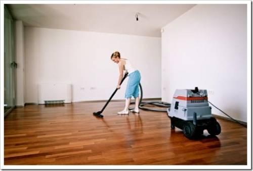 Необходимость аккуратности во время уборки