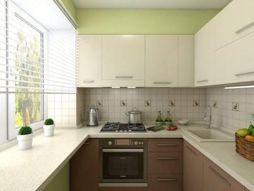 Сколько стоит кухня на заказ в хрущевку