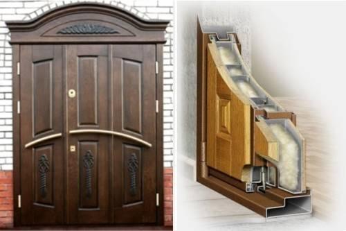 Как утеплить входную дверь в квартире