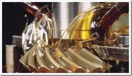 Общие и легированные индустриальные масла