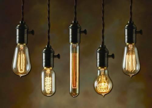 Лампы накаливания: виды и характеристики
