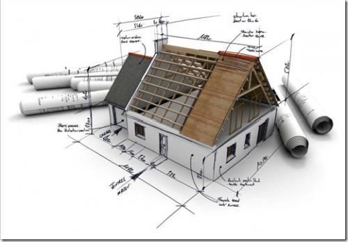 Проекты, используемые в период строительства