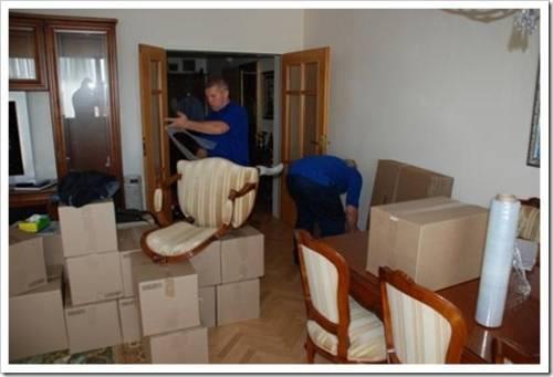 Методика осуществления квартирного переезда