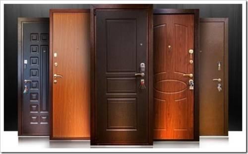 Металлические двери эконом-класса от производителя