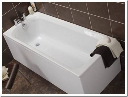 Ванны и вкладыш из сантехнического акрила