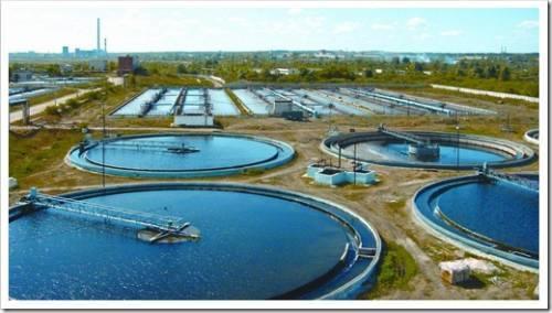Методы очистки воды на водозаборе