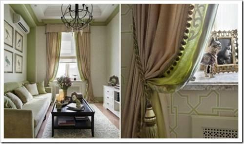 Что первично: декор или главная линия стиля интерьера?