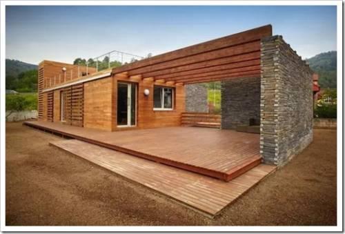 Лучший материал для строительства дачного дома