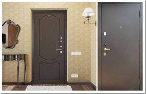 Металлические двери от ЗМК ВЫБОР