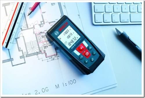 Измерение площадей и объёмов помещений
