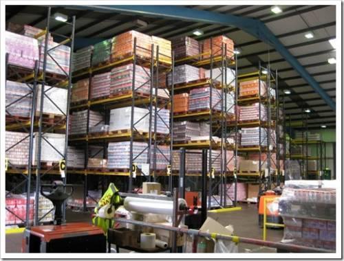 Консолидация на складах в Китае