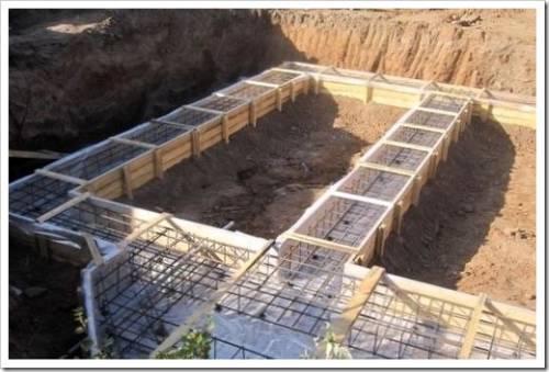 Какой тип фундамента подходит для двухэтажного дома?