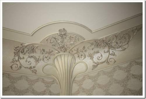 Разновидности лепного декора: визуальный экстаз
