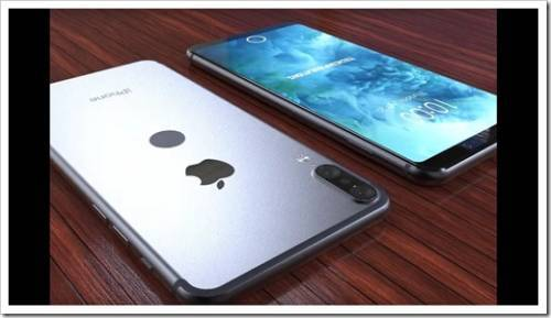 Корейская копия Iphone 8