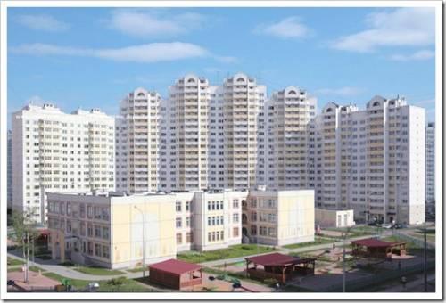 Двухкомнатная квартира для семьи