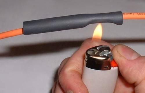 Термоусадочная трубка: что это и как пользоваться