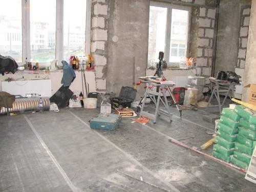 Что такое капитальный ремонт квартиры