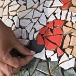 Как выложить мозаику своими руками