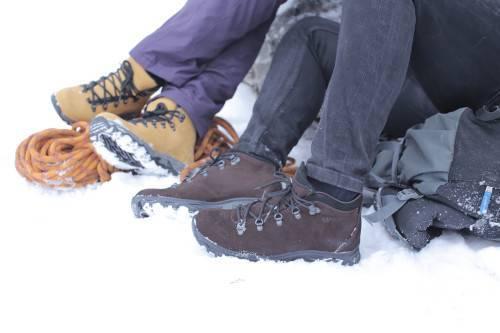 Как выбрать треккинговую обувь