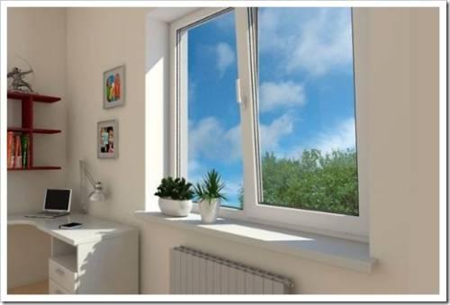 Пластиковые окна или окна ПВХ