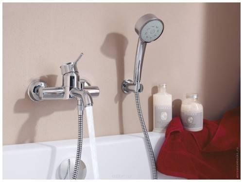 Какие смесители для ванной самые надежные