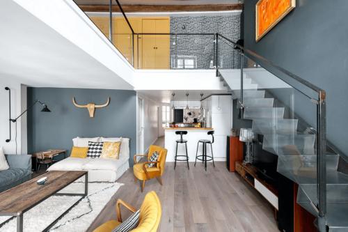 Что такое двухуровневая квартира