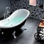 Что такое отдельно стоящая ванна