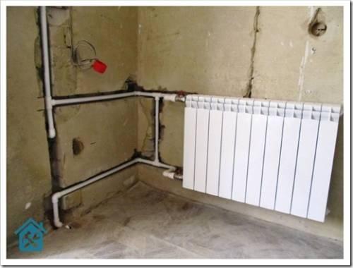 Как соседи относятся к замене стояка отопления?