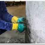 Как подготовить течь к ремонту?