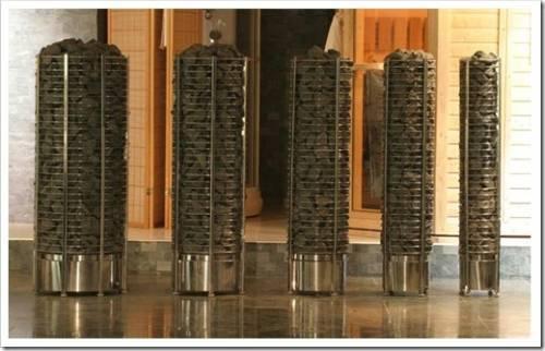 Сауна и баня – разные вещи: пар при использовании электропечи