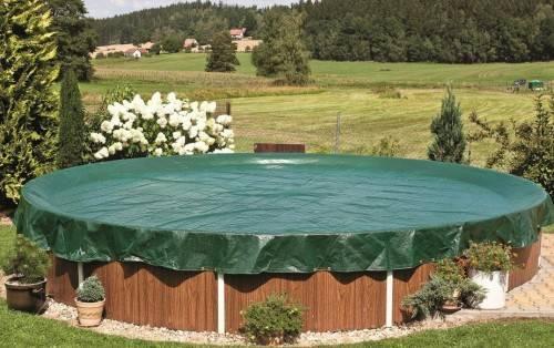 Чем накрыть бассейн