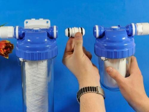Какой фильтр механической очистки воды выбрать