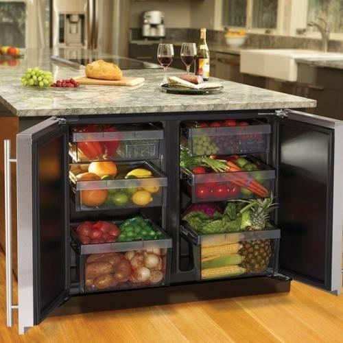Что такое холодильная камера для овощей