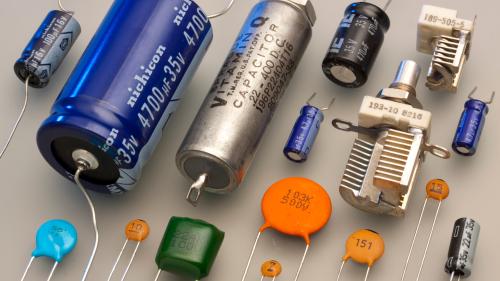 Для чего нужен конденсатор