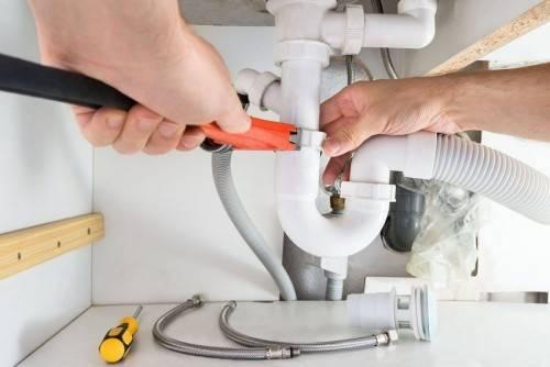 Как заменить сифон под раковиной