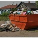 Как происходит утилизация мусора?