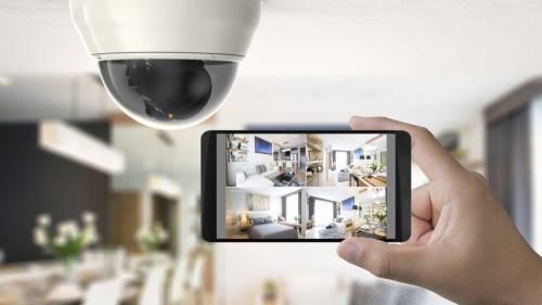 Как установить видеонаблюдение в квартире